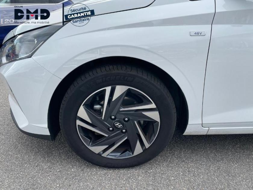 Hyundai I20 1.0 Tgdi 100 48v Intuitive  - Visuel #13