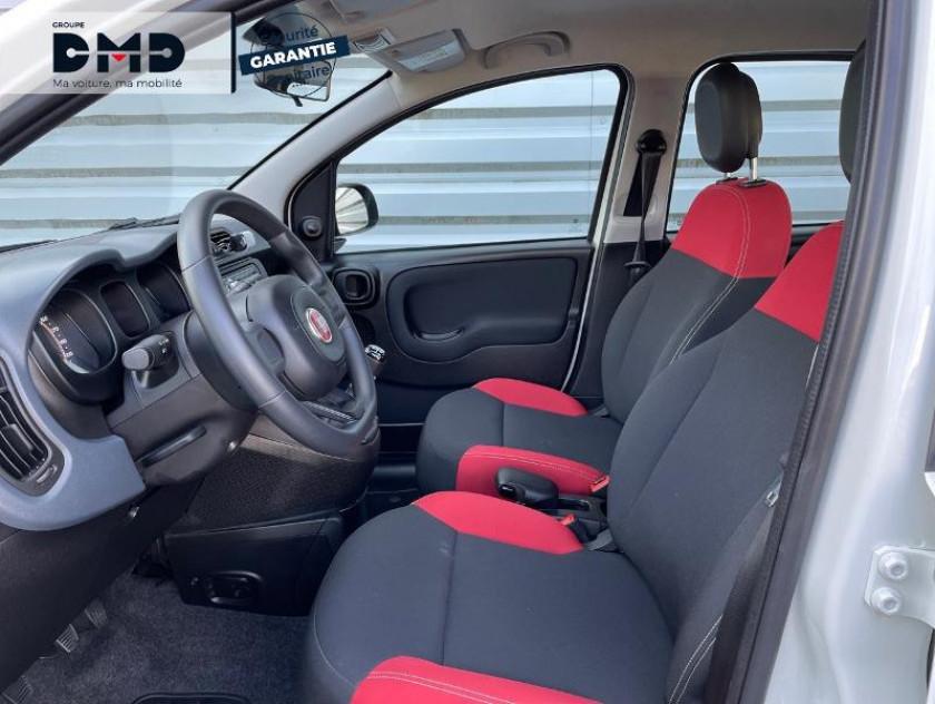 Fiat Panda 1.2 8v 69ch - Visuel #4