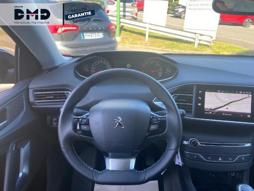 Peugeot 308 1.5 Bluehdi 130ch S&s Active 7cv - Visuel #7