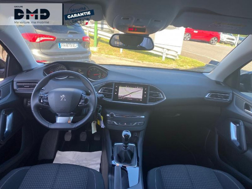 Peugeot 308 1.5 Bluehdi 130ch S&s Active 7cv - Visuel #5