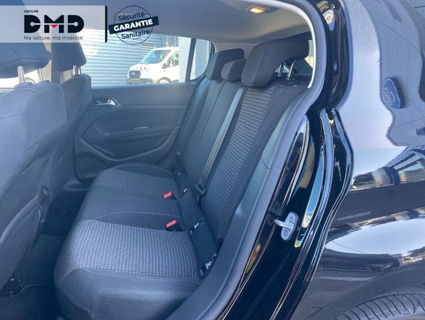 Peugeot 308 1.5 Bluehdi 130ch S&s Active 7cv - Visuel #10