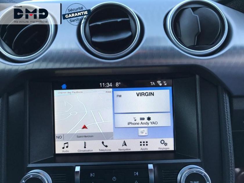 Ford Mustang Fastback 5.0 V8 460ch Bullitt - Visuel #6