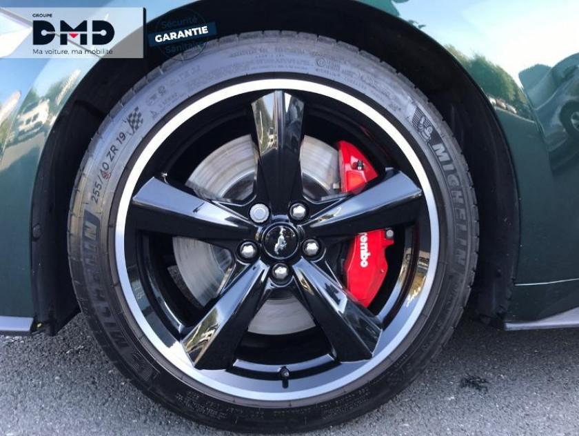 Ford Mustang Fastback 5.0 V8 460ch Bullitt - Visuel #13