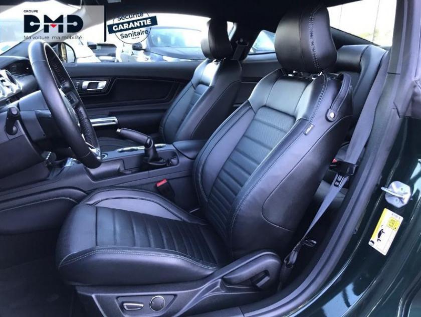 Ford Mustang Fastback 5.0 V8 460ch Bullitt - Visuel #9