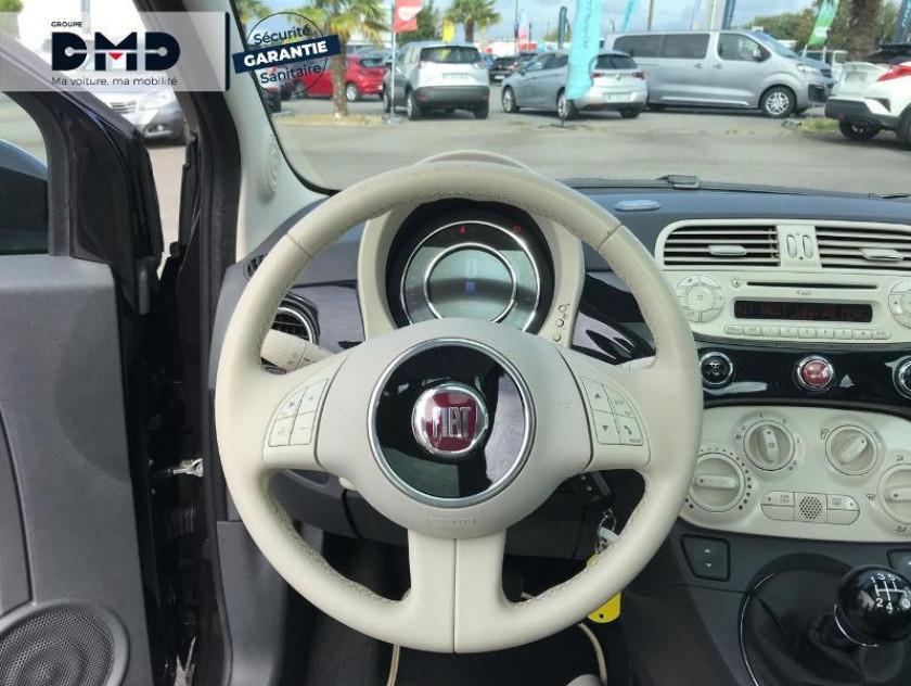Fiat 500 1.2 8v 69ch Lounge - Visuel #7
