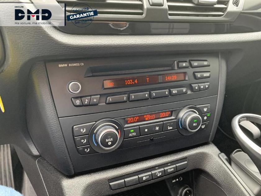 Bmw X1 Xdrive20d 177ch Confort - Visuel #6