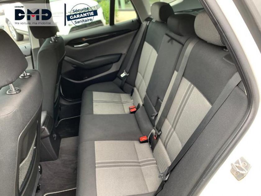 Bmw X1 Xdrive20d 177ch Confort - Visuel #10