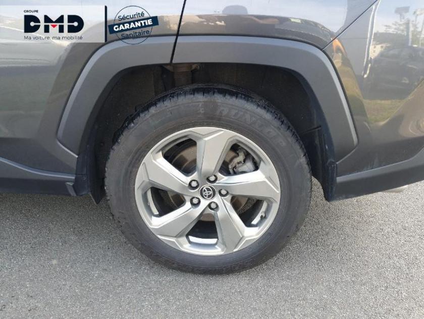 Toyota Rav4 Hybride 218ch Dynamic 2wd - Visuel #13