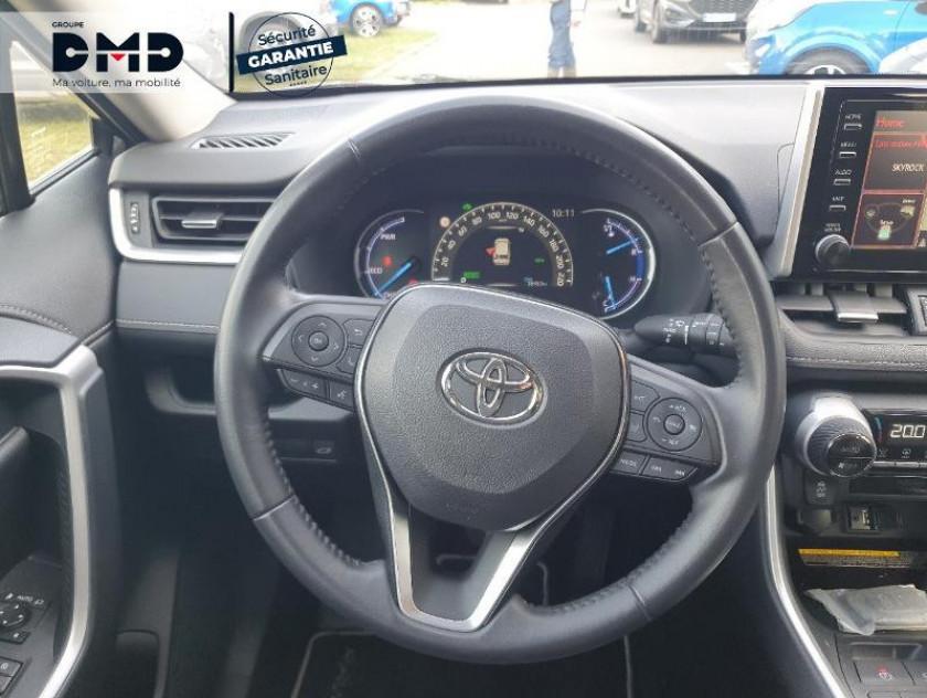 Toyota Rav4 Hybride 218ch Dynamic 2wd - Visuel #7