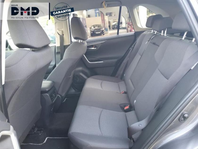 Toyota Rav4 Hybride 218ch Dynamic 2wd - Visuel #10