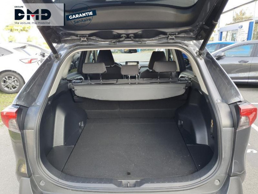 Toyota Rav4 Hybride 218ch Dynamic 2wd - Visuel #12