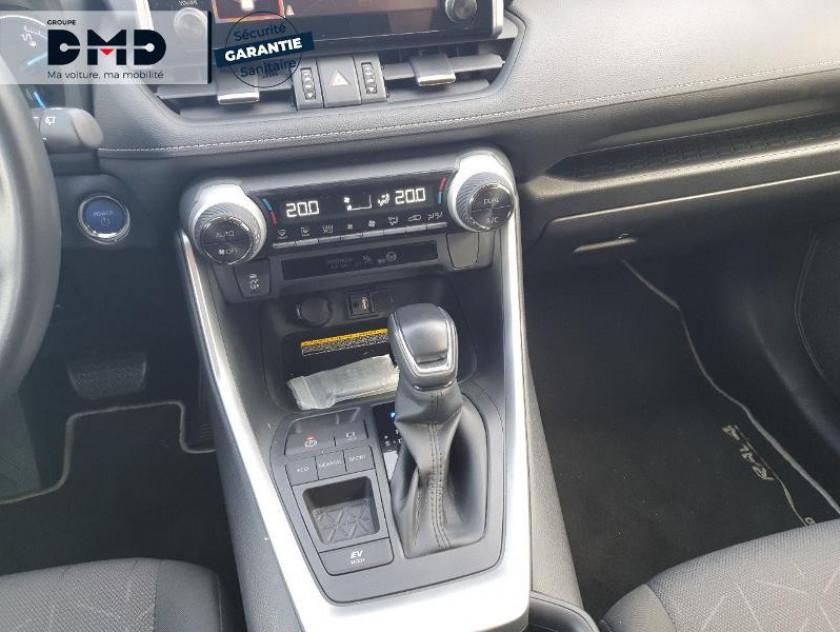 Toyota Rav4 Hybride 218ch Dynamic 2wd - Visuel #8
