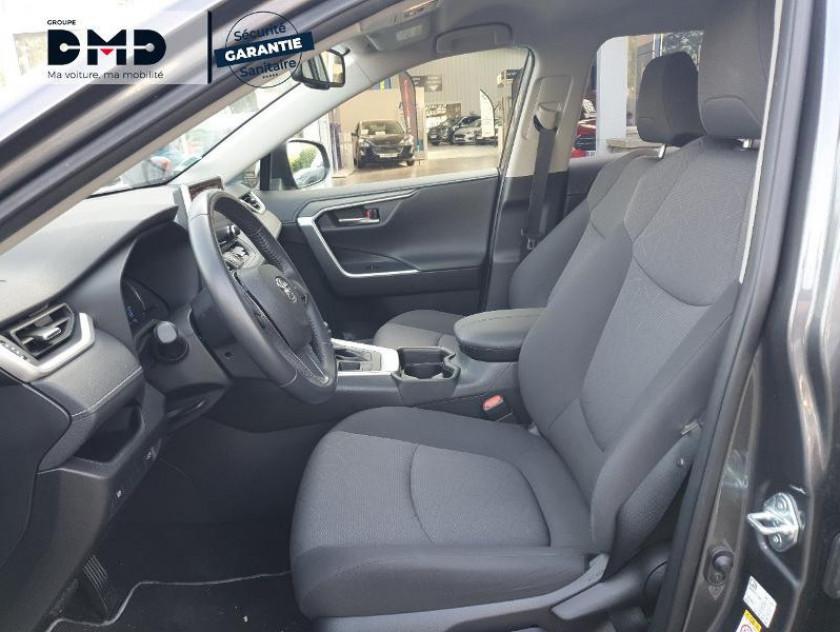 Toyota Rav4 Hybride 218ch Dynamic 2wd - Visuel #9