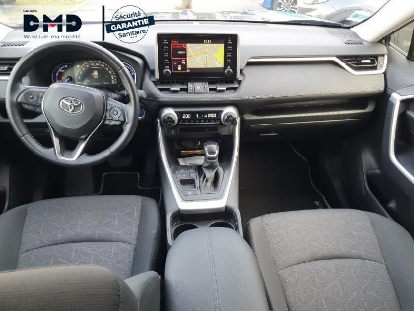 Toyota Rav4 Hybride 218ch Dynamic 2wd - Visuel #5