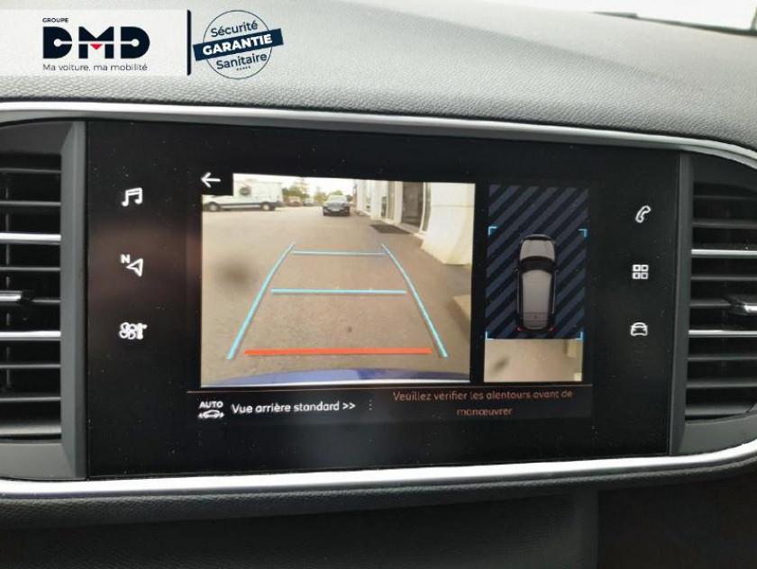 Peugeot 308 1.2 Puretech 130ch S&s Allure 7cv - Visuel #14