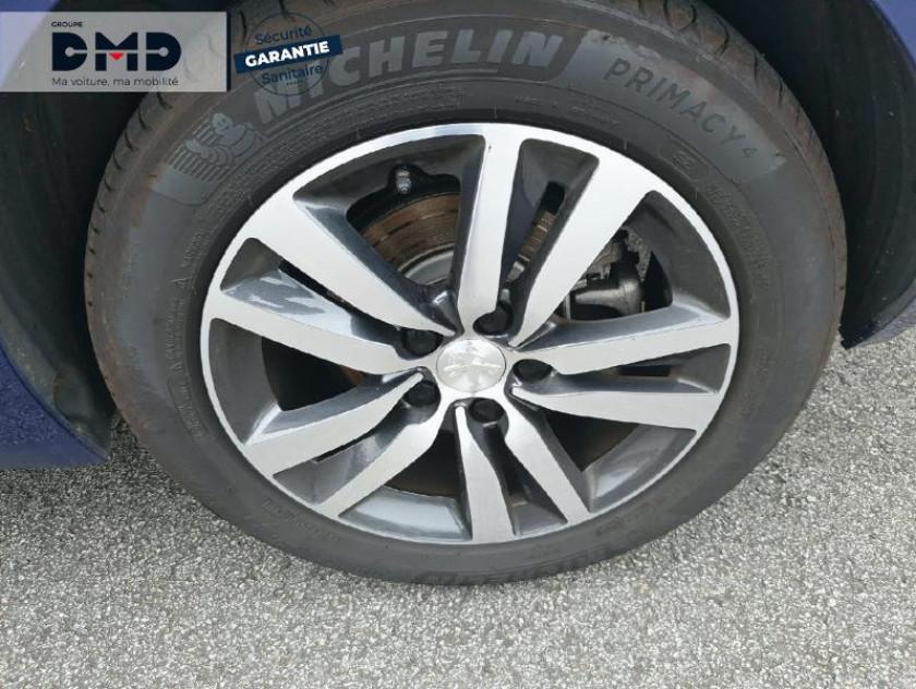 Peugeot 308 1.2 Puretech 130ch S&s Allure 7cv - Visuel #13