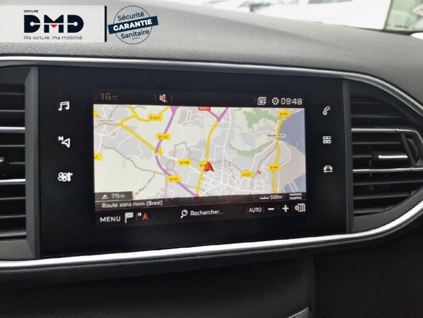 Peugeot 308 1.2 Puretech 130ch S&s Allure 7cv - Visuel #6