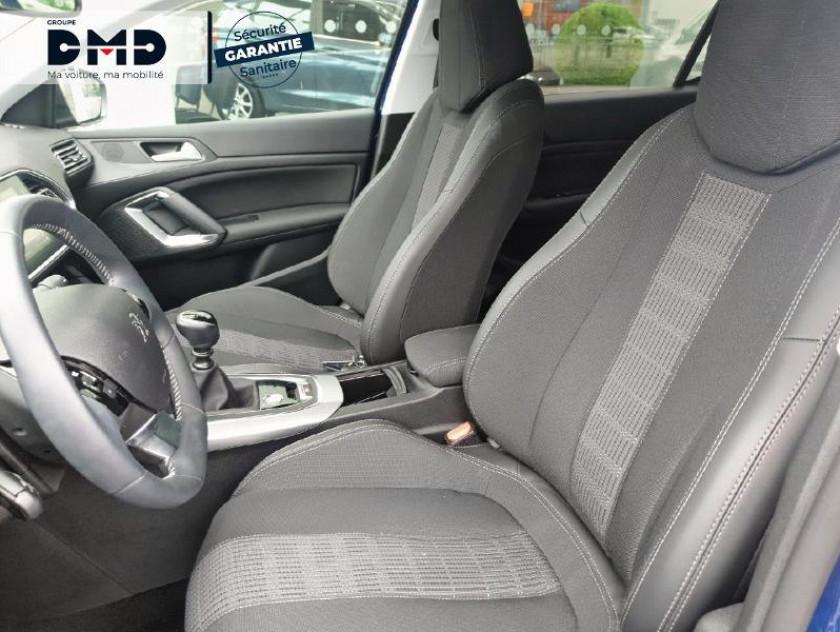 Peugeot 308 1.2 Puretech 130ch S&s Allure 7cv - Visuel #9