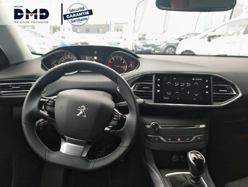 Peugeot 308 1.2 Puretech 130ch S&s Allure 7cv - Visuel #5