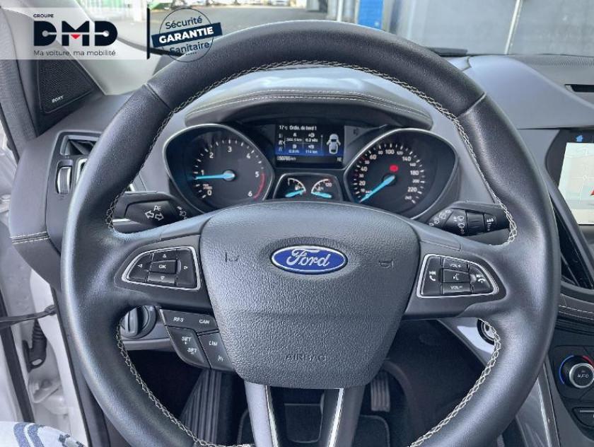 Ford Kuga 1.5 Tdci 120ch Stop&start Vignale 4x2 - Visuel #7