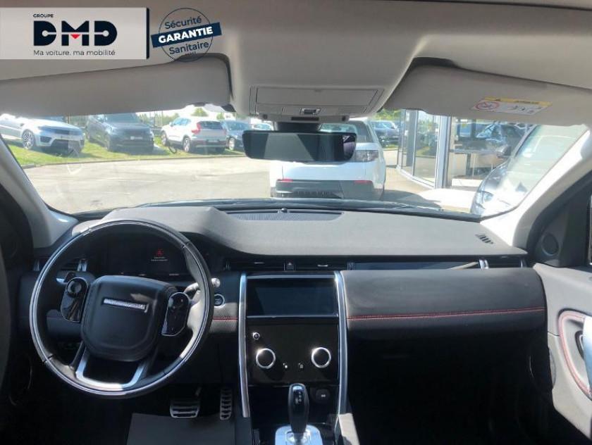 Land Rover Discovery Sport 2.0 D 180ch R-dynamic Se Awd Bva Mark V - Visuel #5