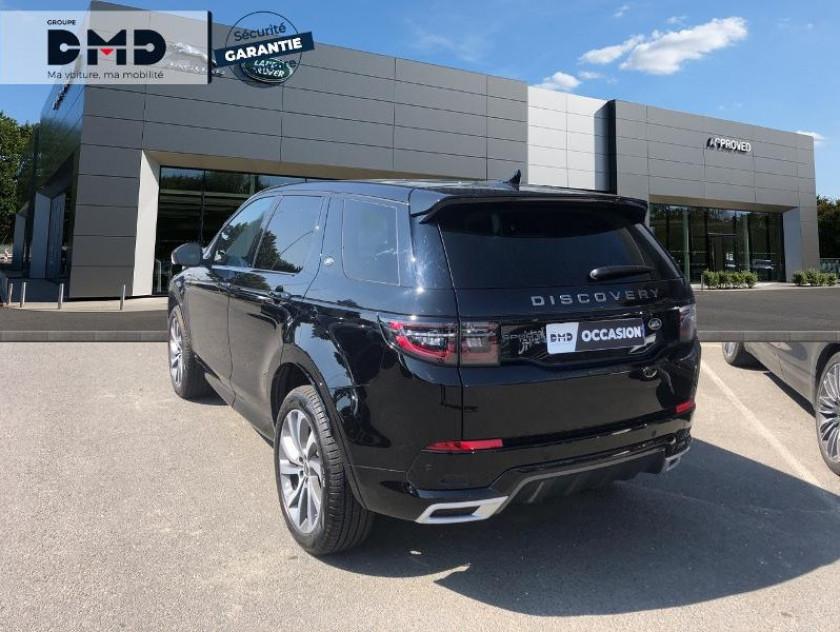 Land Rover Discovery Sport 2.0 D 180ch R-dynamic Se Awd Bva Mark V - Visuel #3
