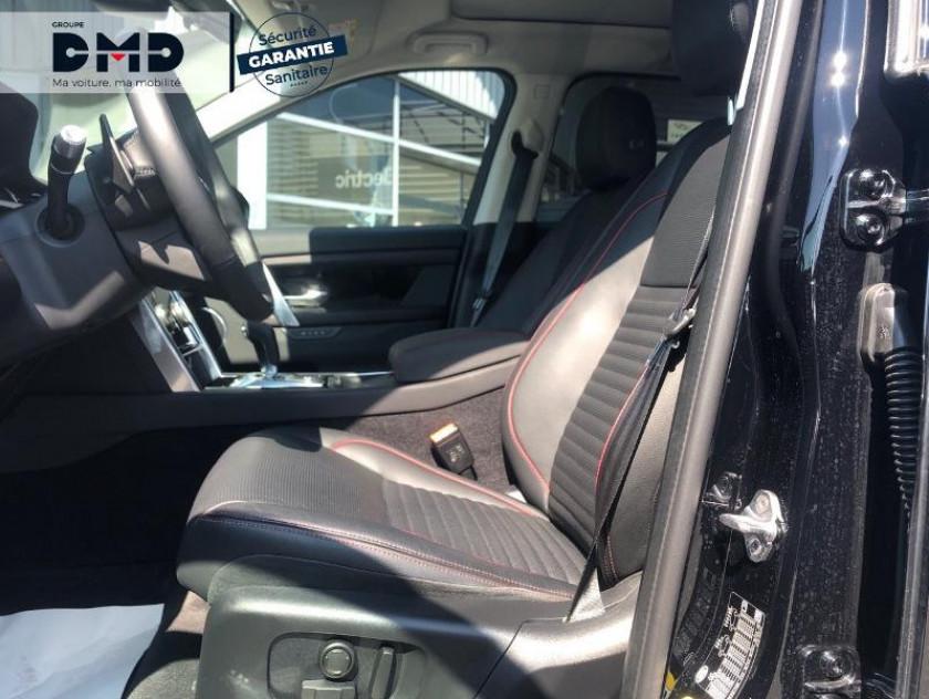 Land Rover Discovery Sport 2.0 D 180ch R-dynamic Se Awd Bva Mark V - Visuel #9