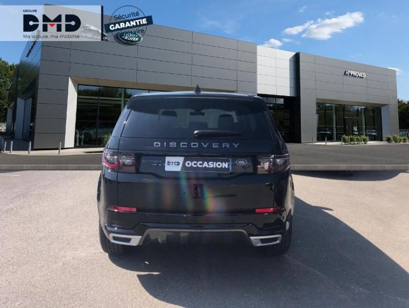 Land Rover Discovery Sport 2.0 D 180ch R-dynamic Se Awd Bva Mark V - Visuel #11