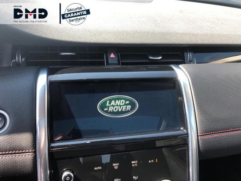Land Rover Discovery Sport 2.0 D 180ch R-dynamic Se Awd Bva Mark V - Visuel #6