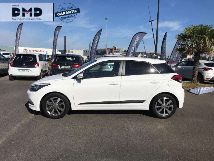 Hyundai I20 1.2 84 Edition #navi - Visuel #2