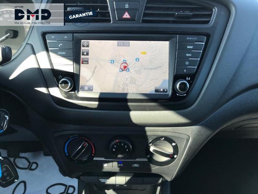 Hyundai I20 1.2 84 Edition #navi - Visuel #6