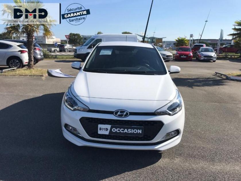 Hyundai I20 1.2 84 Edition #navi - Visuel #4