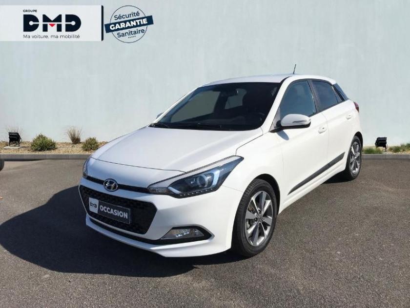Hyundai I20 1.2 84 Edition #navi - Visuel #1