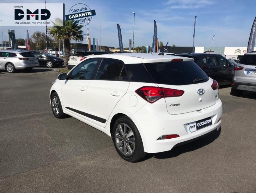 Hyundai I20 1.2 84 Edition #navi - Visuel #3