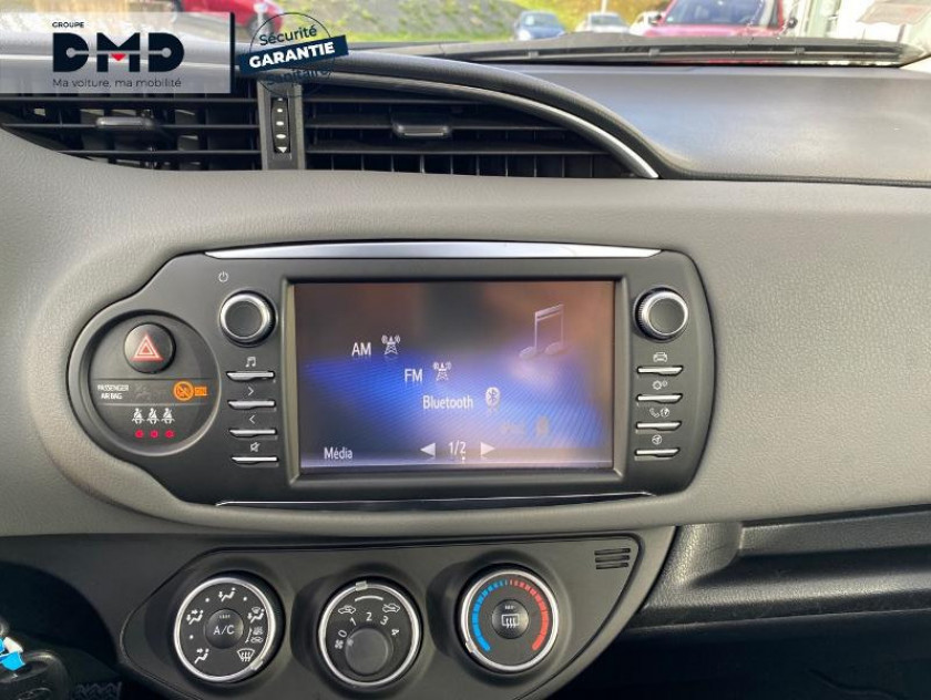 Toyota Yaris 110 Vvt-i France 5p My19 - Visuel #6