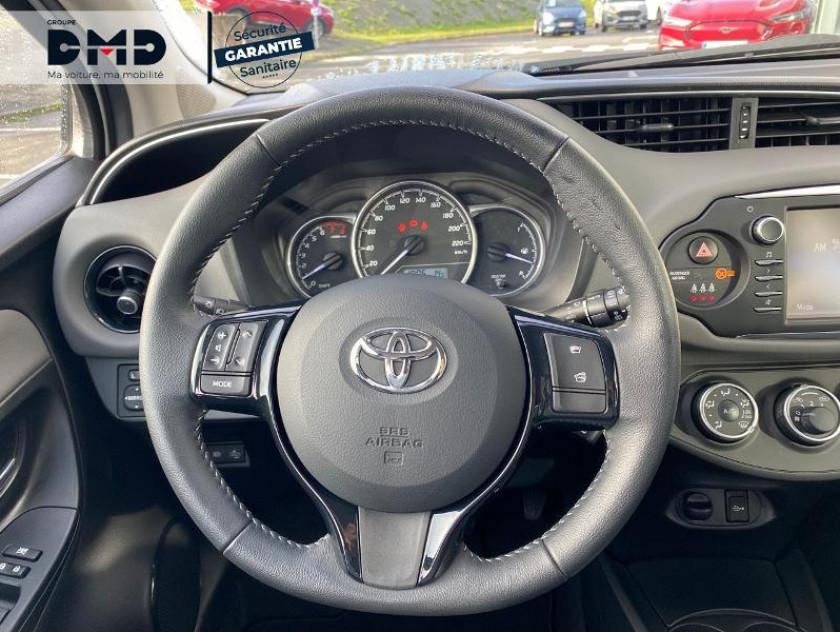 Toyota Yaris 110 Vvt-i France 5p My19 - Visuel #7