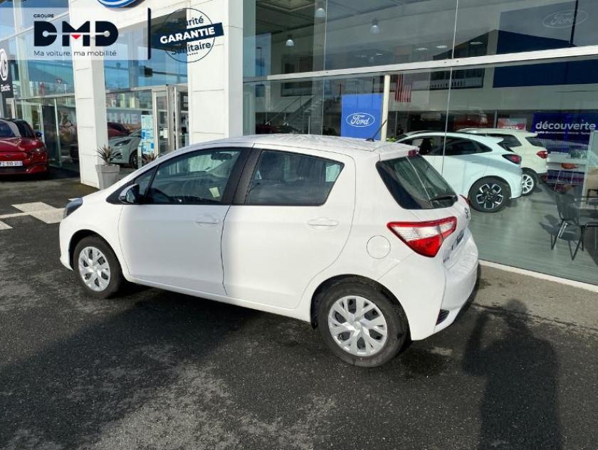 Toyota Yaris 110 Vvt-i France 5p My19 - Visuel #3