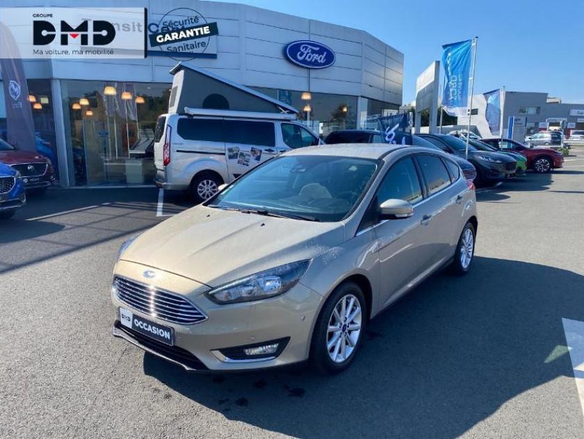 Ford Focus 1.0 Ecoboost 125ch Stop&start Titanium - Visuel #14