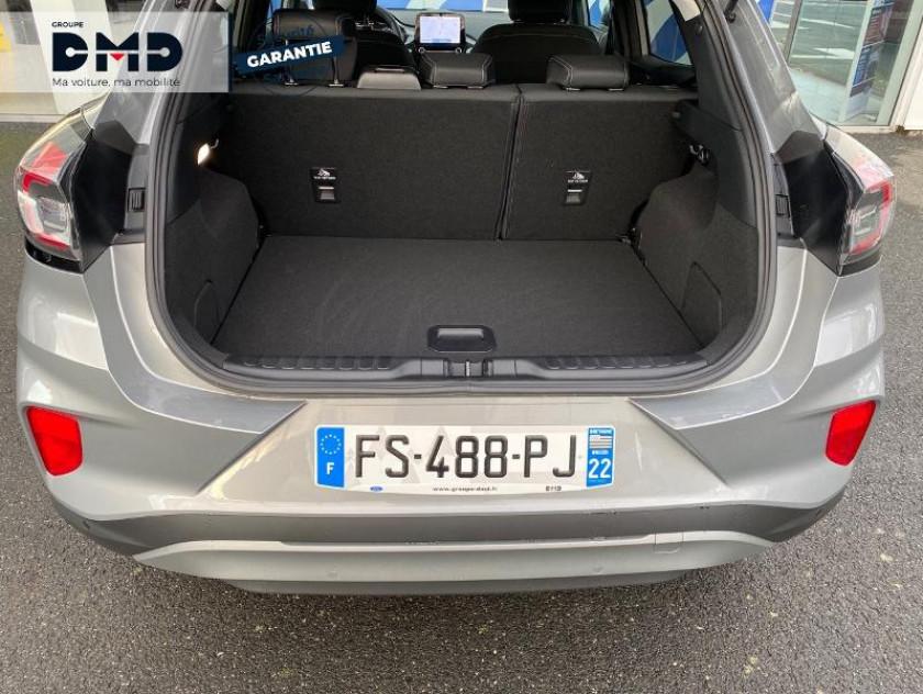 Ford Puma 1.5 Ecoblue 120ch Titanium - Visuel #12