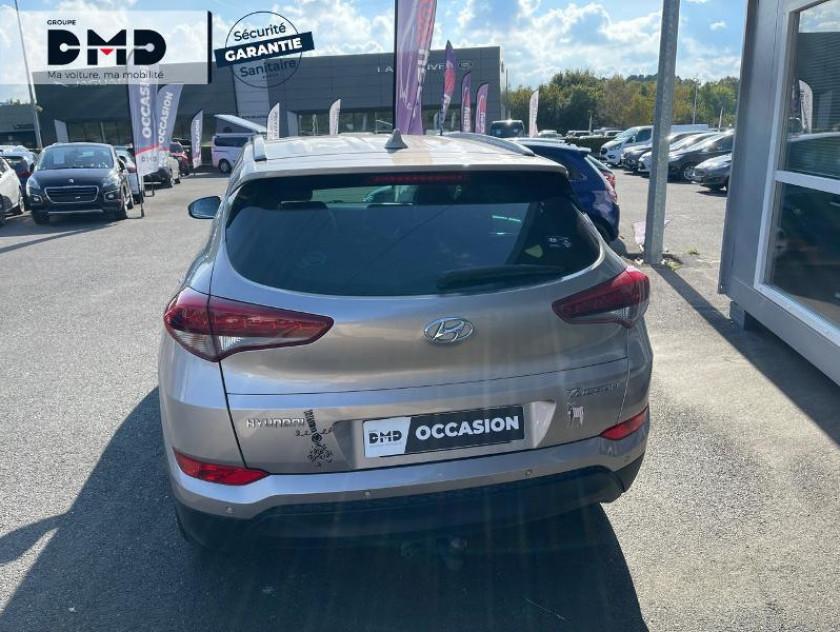 Hyundai Tucson 1.7 Crdi 115ch Edition Lounge 2wd - Visuel #11