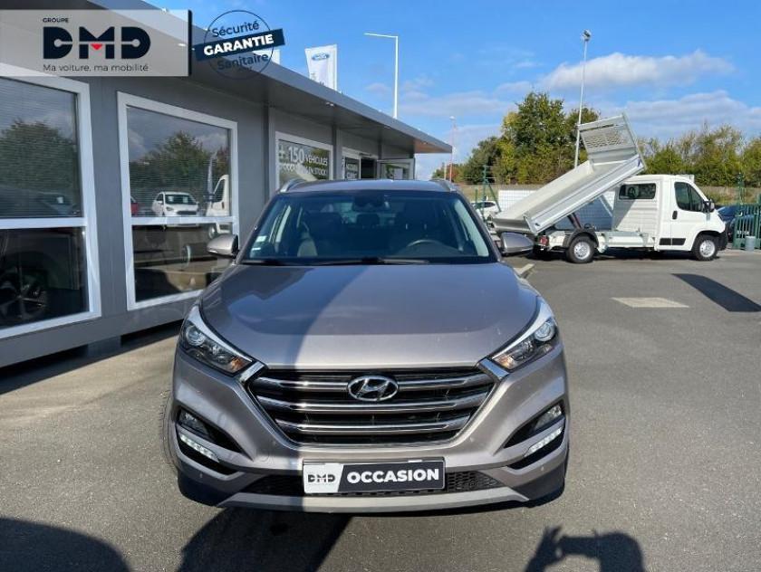 Hyundai Tucson 1.7 Crdi 115ch Edition Lounge 2wd - Visuel #4