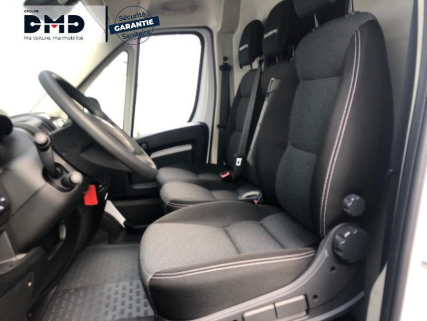 Fiat Ducato Fg Maxi 3.5 Maxi Lh2 2.3 Multijet 140ch Pro Lounge - Visuel #9