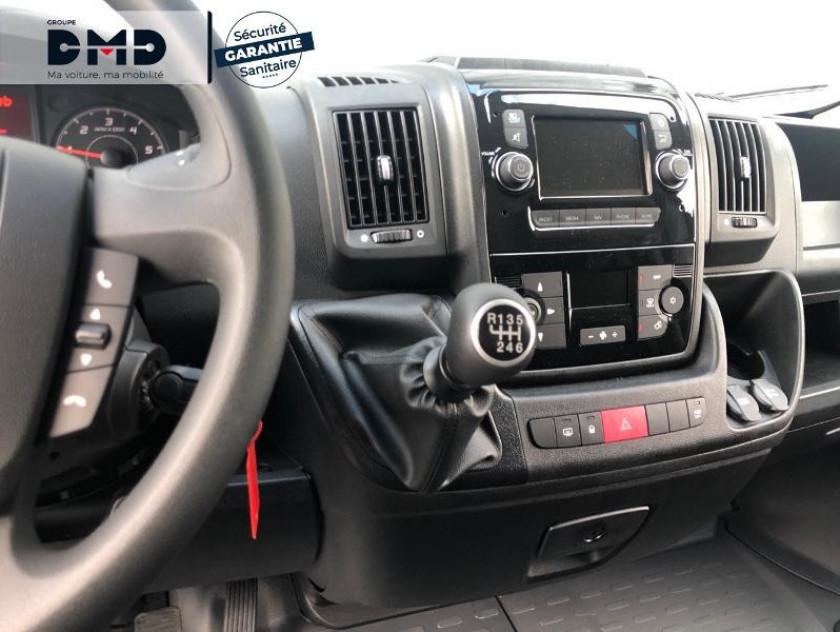 Fiat Ducato Fg Maxi 3.5 Maxi Lh2 2.3 Multijet 140ch Pro Lounge - Visuel #8