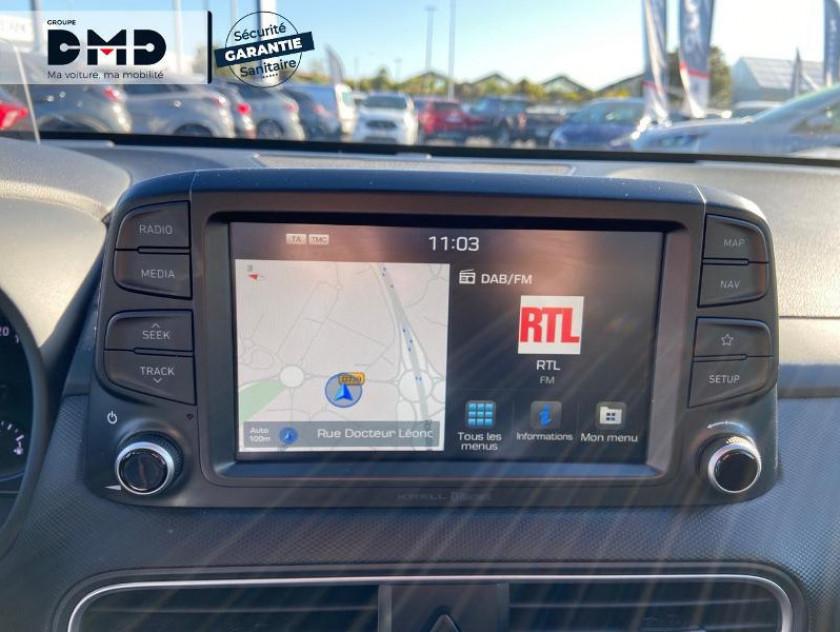 Hyundai Kona 1.0 T-gdi 120ch Edition 1 - Visuel #6