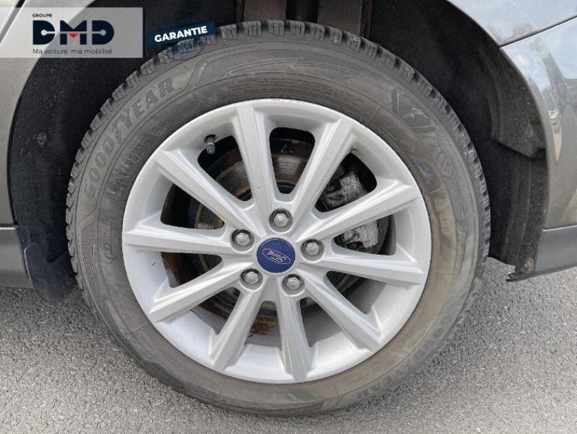 Ford Focus 1.5 Tdci 120ch Stop&start Titanium Powershift - Visuel #13