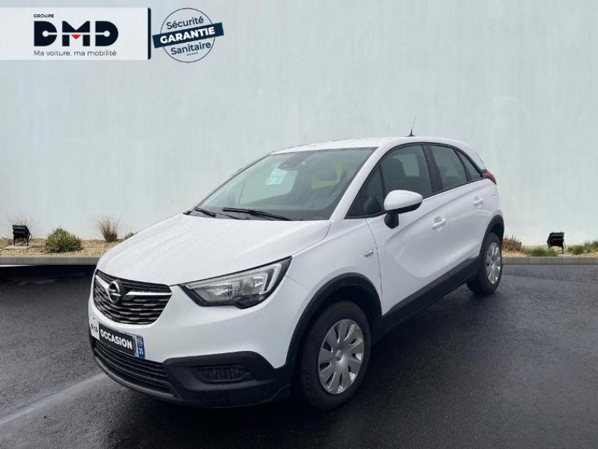 Opel Crossland X 1.5 D 102ch Edition Euro 6d-t - Visuel #1