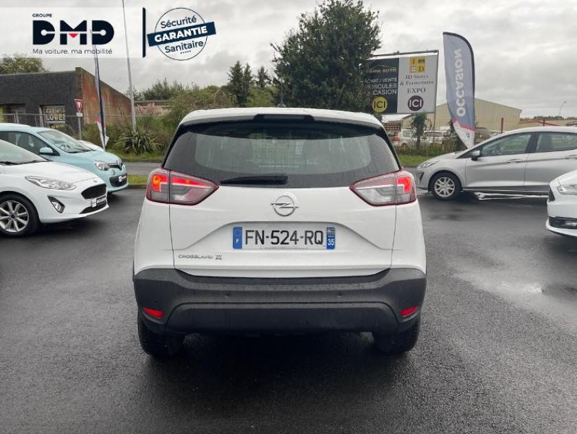 Opel Crossland X 1.5 D 102ch Edition Euro 6d-t - Visuel #11