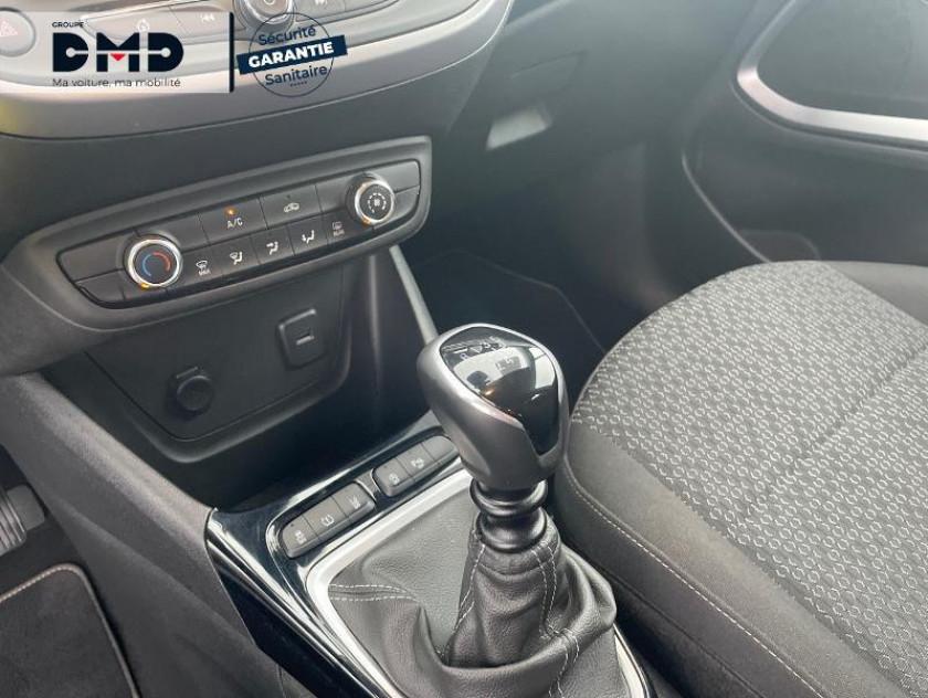 Opel Crossland X 1.5 D 102ch Edition Euro 6d-t - Visuel #8