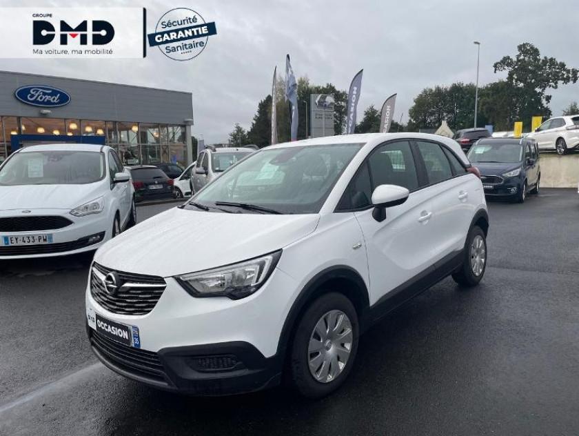Opel Crossland X 1.5 D 102ch Edition Euro 6d-t - Visuel #14