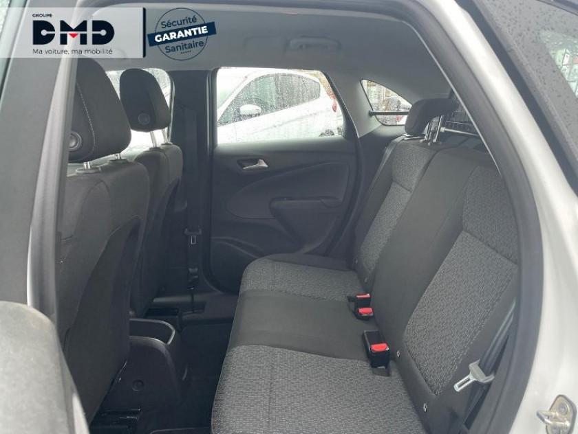 Opel Crossland X 1.5 D 102ch Edition Euro 6d-t - Visuel #10